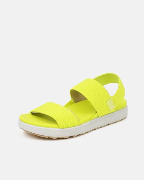 Zelené sandále Keen