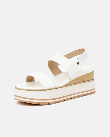 Biele topánky Aldo