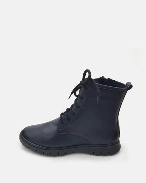 Tmavomodré topánky wild