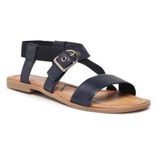 Sandále Lasocki ARC-NONNA-07 Prírodná koža(useň) - Lícova