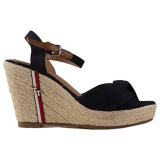 Sandále Tom Tailor 119080300 Látka/-Materiál