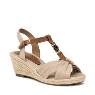 Sandále Tom Tailor 119090200 Látka/-Materiál