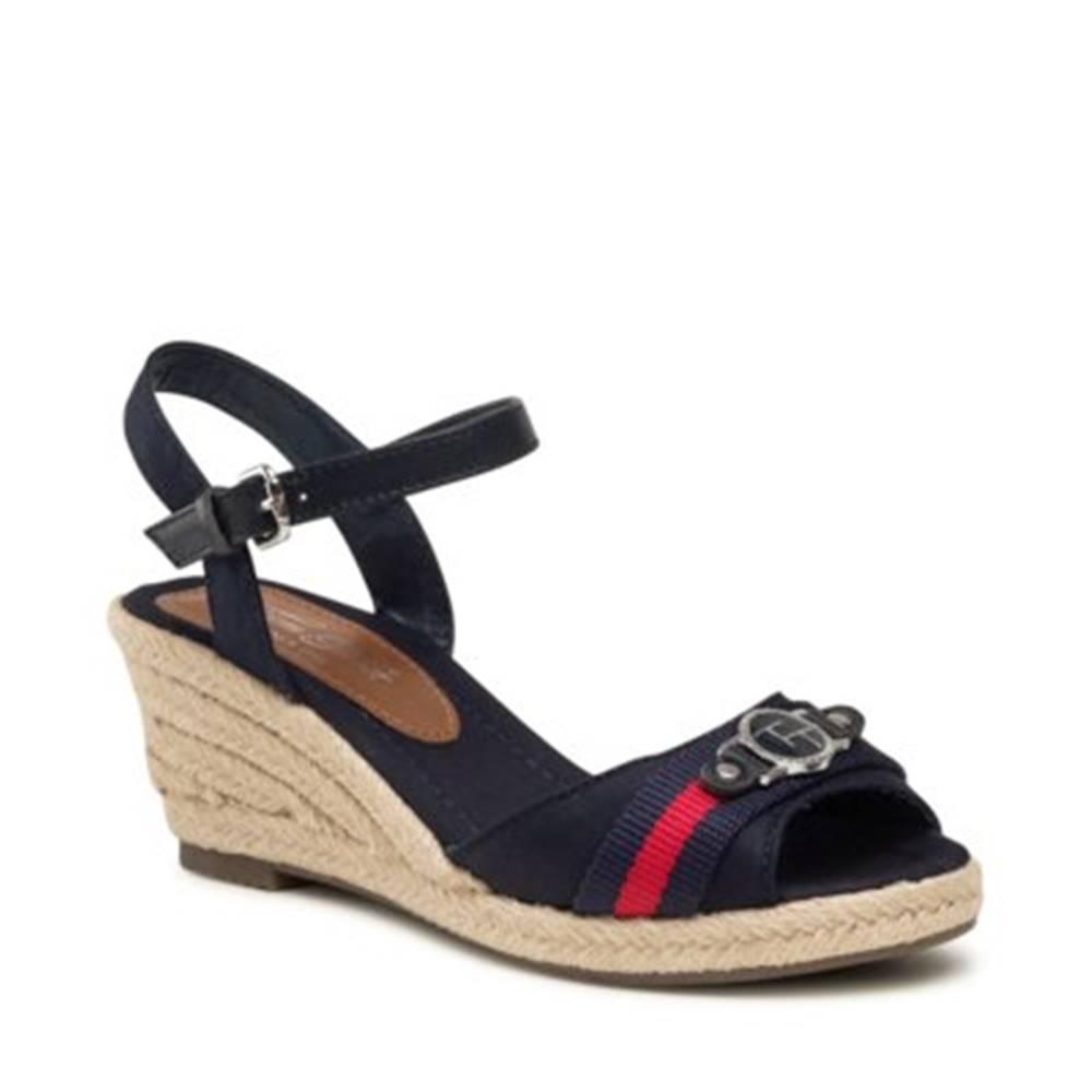 Tom Tailor Sandále Tom Tailor 119090100 Látka/-Materiál