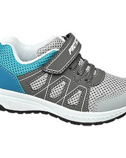 Sivé tenisky Bobbi-Shoes