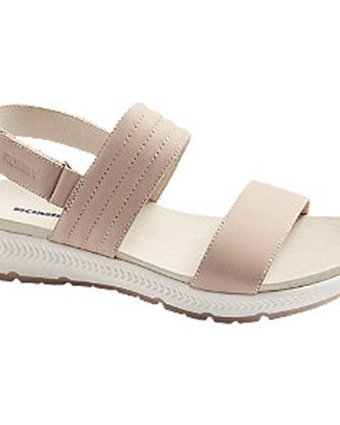 Ružové sandále Romika