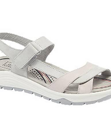 Sivé sandále Easy Street