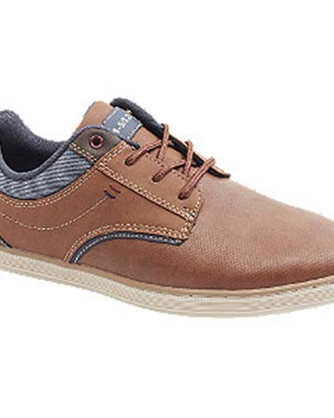 Hnedé topánky Memphis One