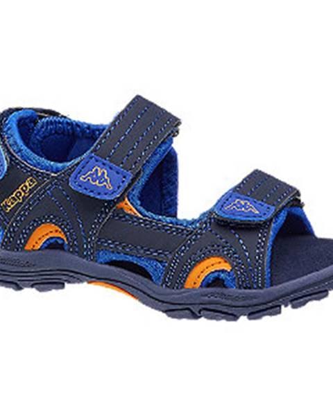 Modré sandále Kappa