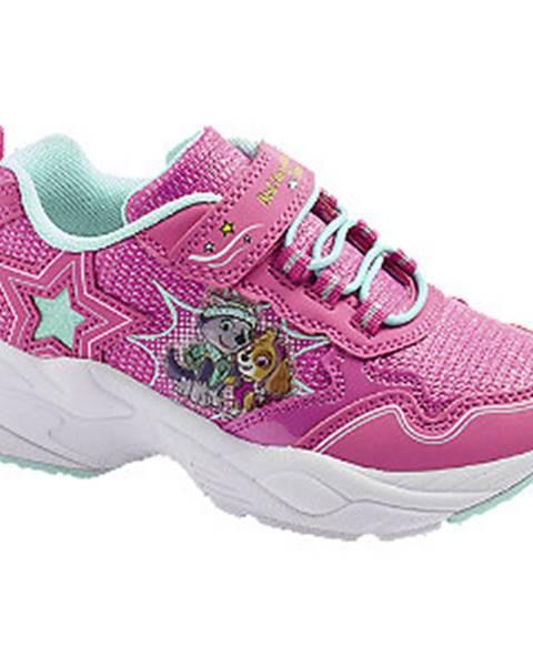 Ružové tenisky Paw Patrol