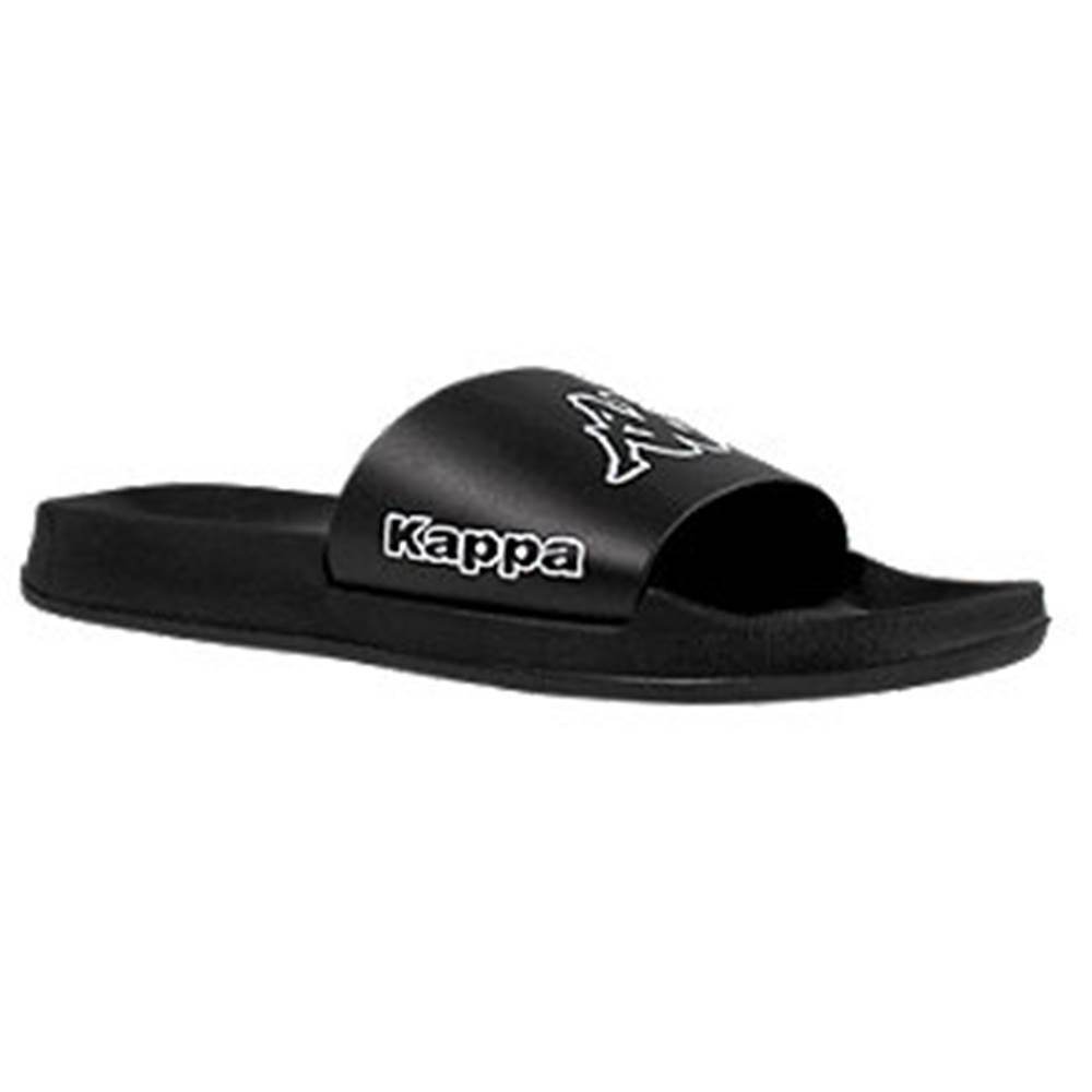 Kappa Čierne plážové šľapky Kappa