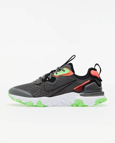 Sivé tenisky Nike