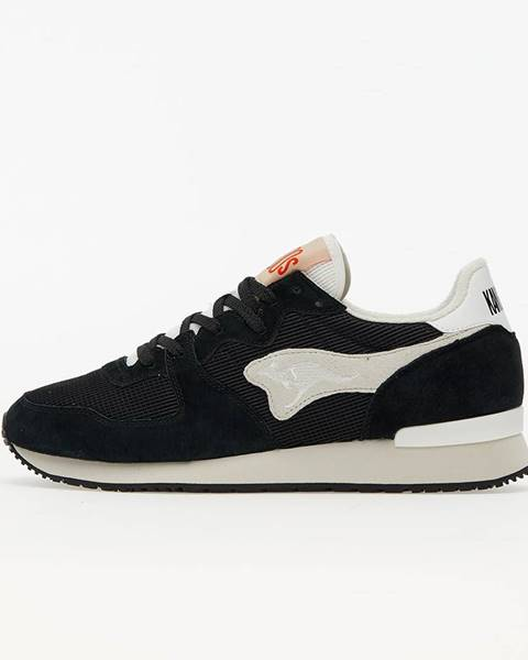 Čierne tenisky Kangaroos