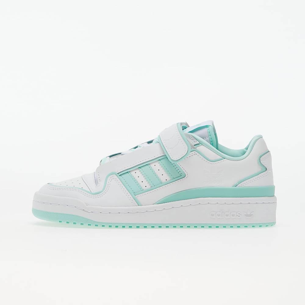 adidas Originals adidas Forum Plus W Ftw White/ Ftw White/ Clear Mint