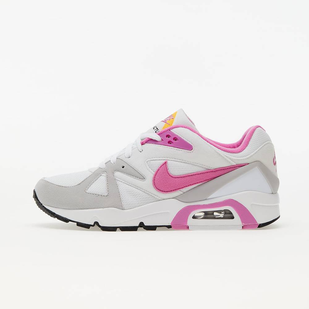 Nike Nike W Air Structure OG White/ Red Violet