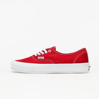 OG Authentic LX (Canvas) Red/ True White