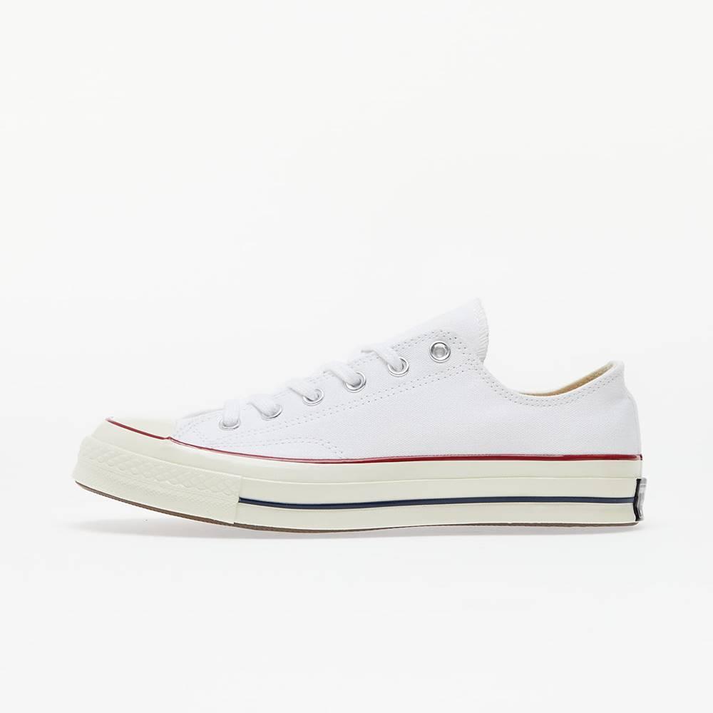 Converse Converse Chuck Taylor All Star 70 Ox White/ Garnet/ Egret