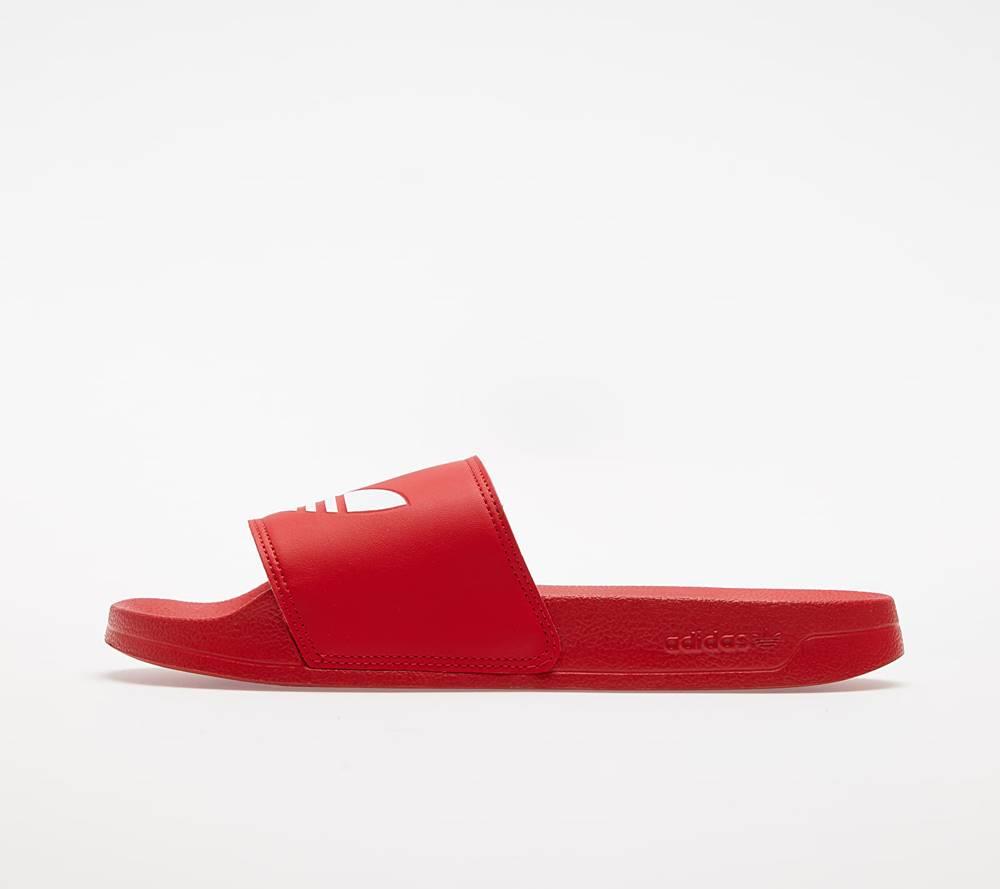 adidas Originals adidas Adilette Lite Scarlet/ Ftwr White/ Scarlet