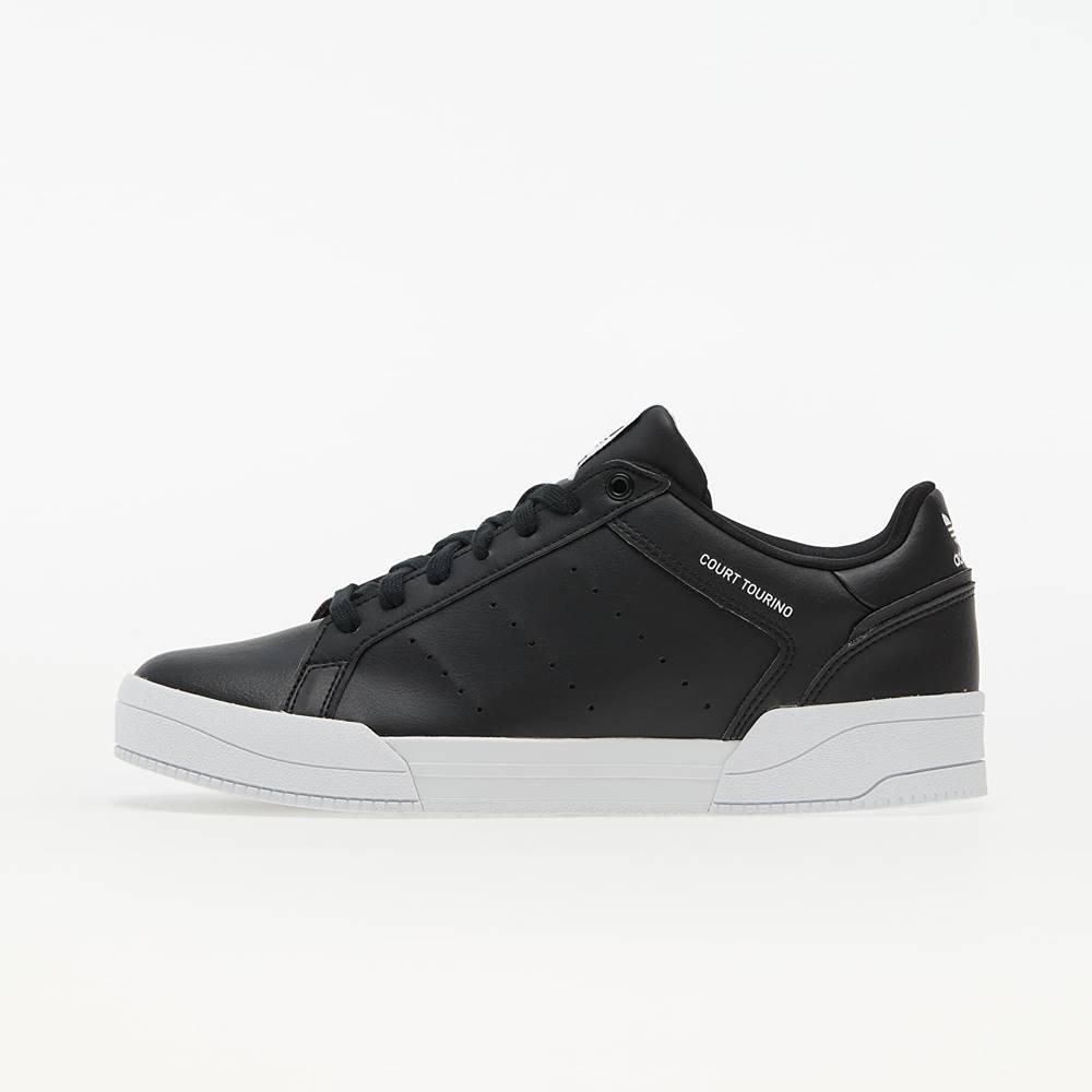 adidas Originals adidas Court Tourino Core Black/ Ftw White/ Ftw White