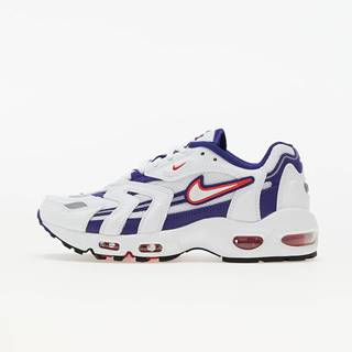 W Air Max 96 II White/ Comet Red