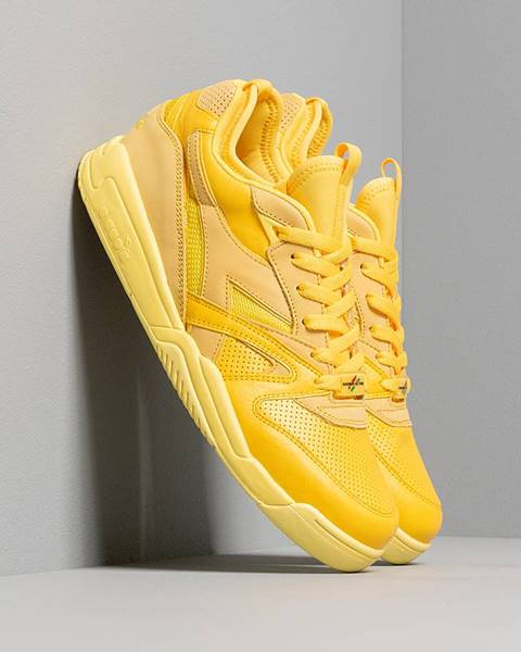 Žlté tenisky Diadora