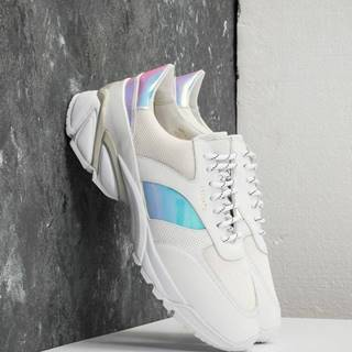 AXEL ARIGATO Tech Runner Leather/ Canvas White