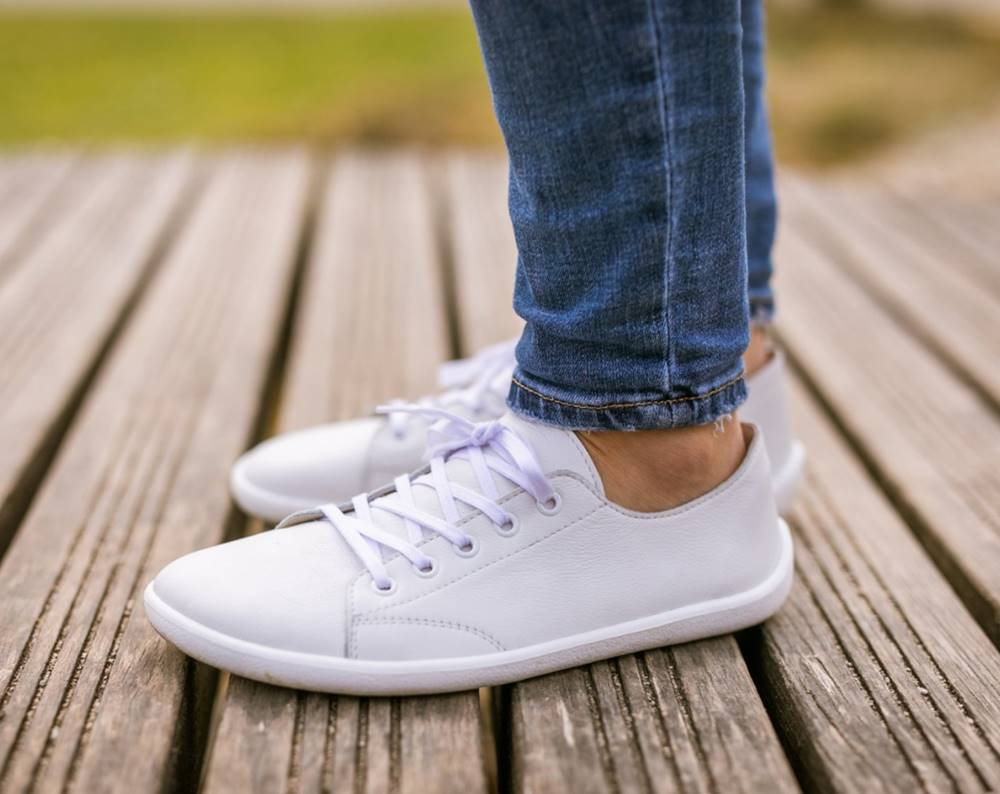 Be Lenka Barefoot tenisky Prime - White 36