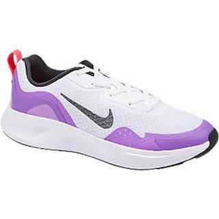 Biele tenisky Nike Wearallday