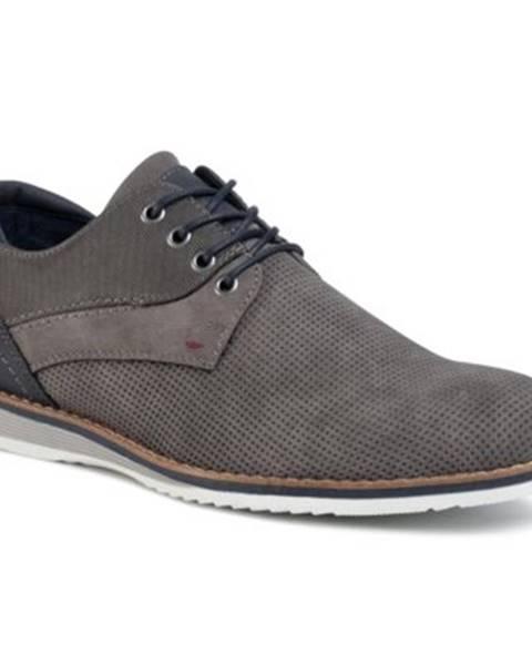 Šedé topánky Relife