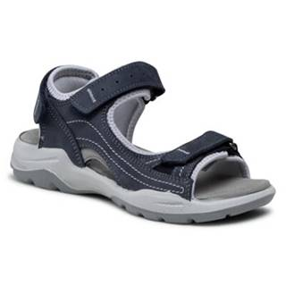 Sandále  SU61502 Prírodná koža(useň) - Nubuk