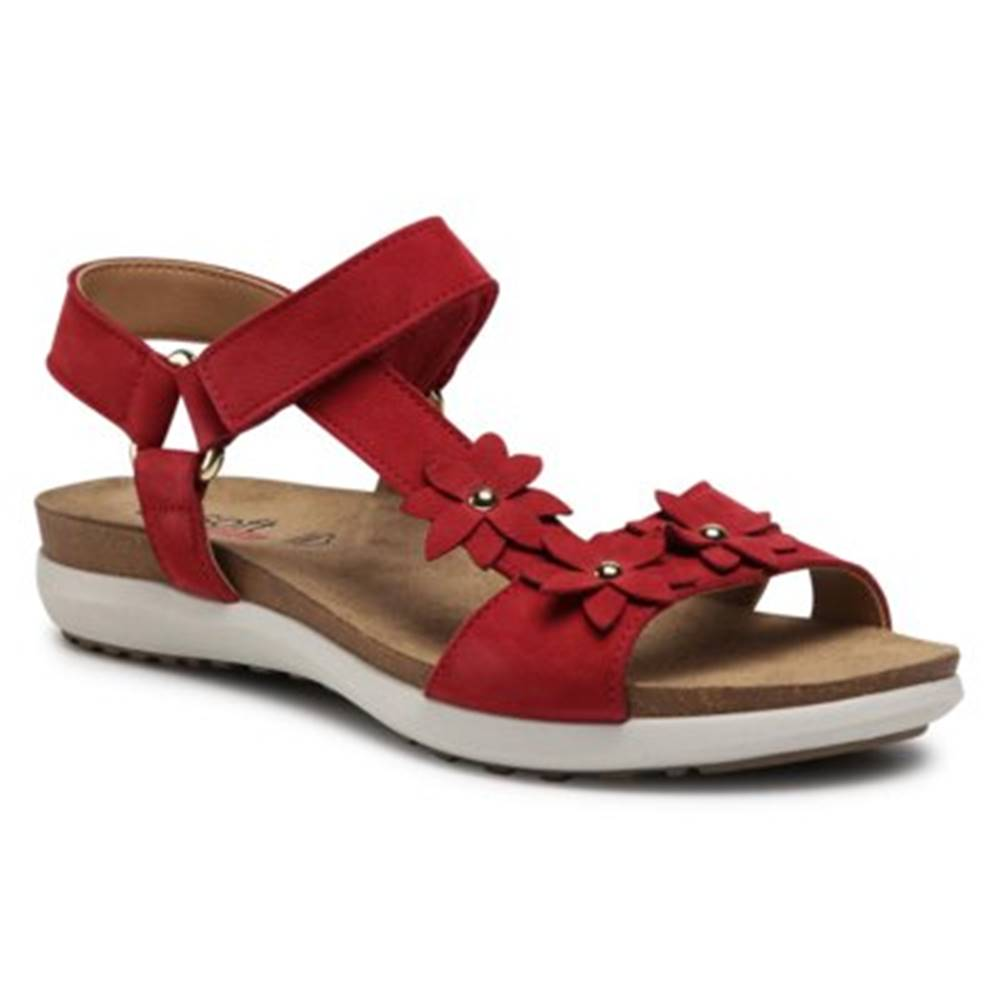GO SOFT Sandále  708900 Prírodná koža(useň) - Nubuk