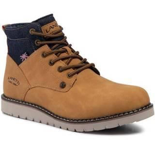 Šnurovacia obuv Lanetti MP07-17187-05