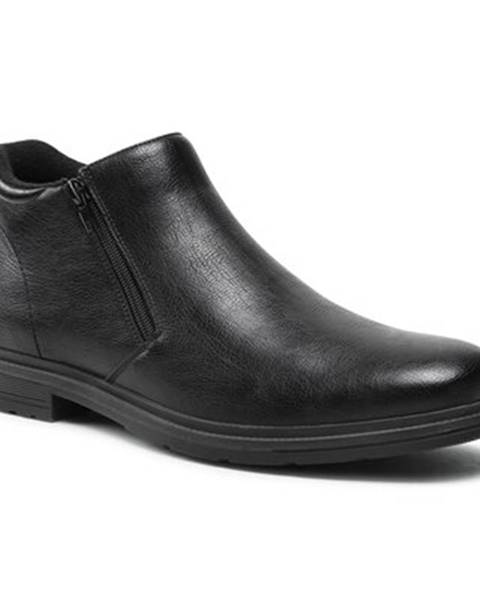 Čierne topánky Ottimo