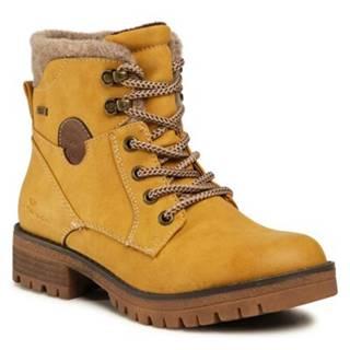 Šnurovacia obuv Tom Tailor 909100200 Imitácia kože/-Imitácia kože