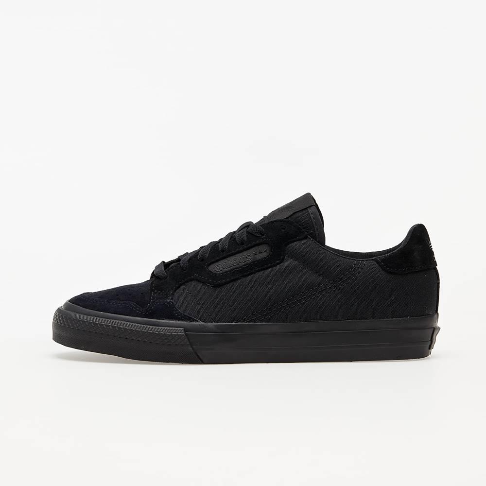 adidas Originals adidas Continental Vulc Core Black/ Core Black/ Ftw White