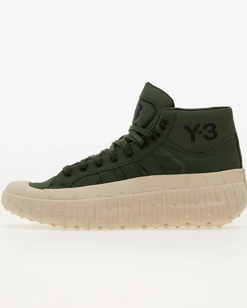 Zelené tenisky Y-3
