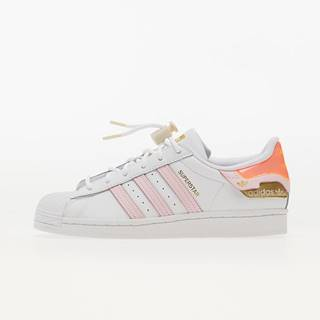 adidas Superstar W Ftw White/ Clear Pink/ Solar Red