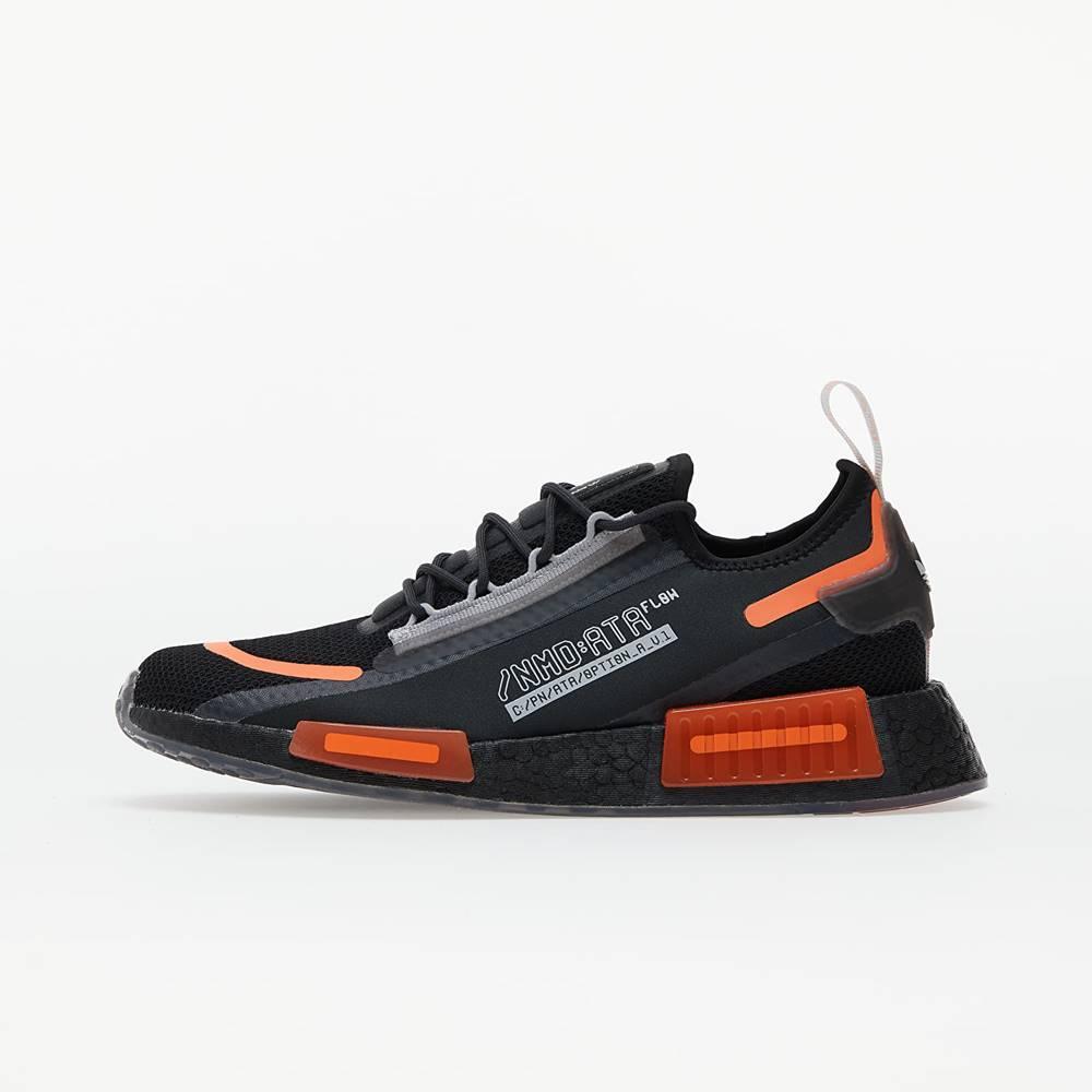 adidas Originals adidas NMD_R1 Spectoo Core Black/ Carbon/ Team Solar Orange