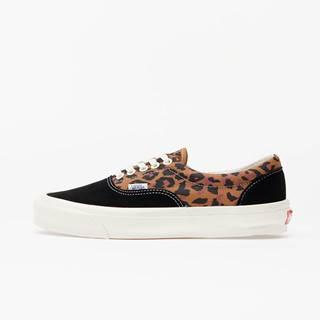 Vans OG Era LX (Suede/ Canvas) Leopard/ Marshmallow