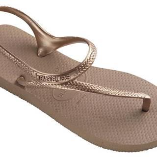 Tenisky Havaianas Beach Sandals Women Rose Gold