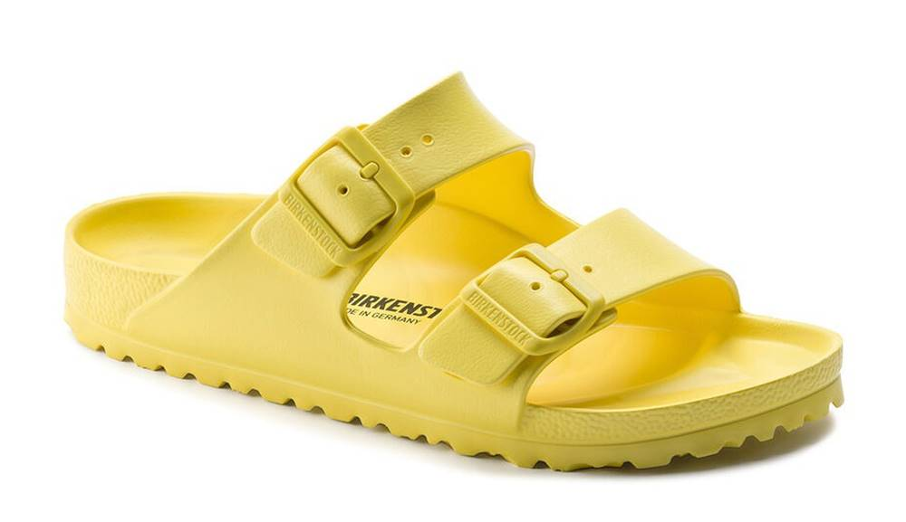 Birkenstock Topánky Birkenstock Arizona EVA Vibrant Yellow Regular Fit