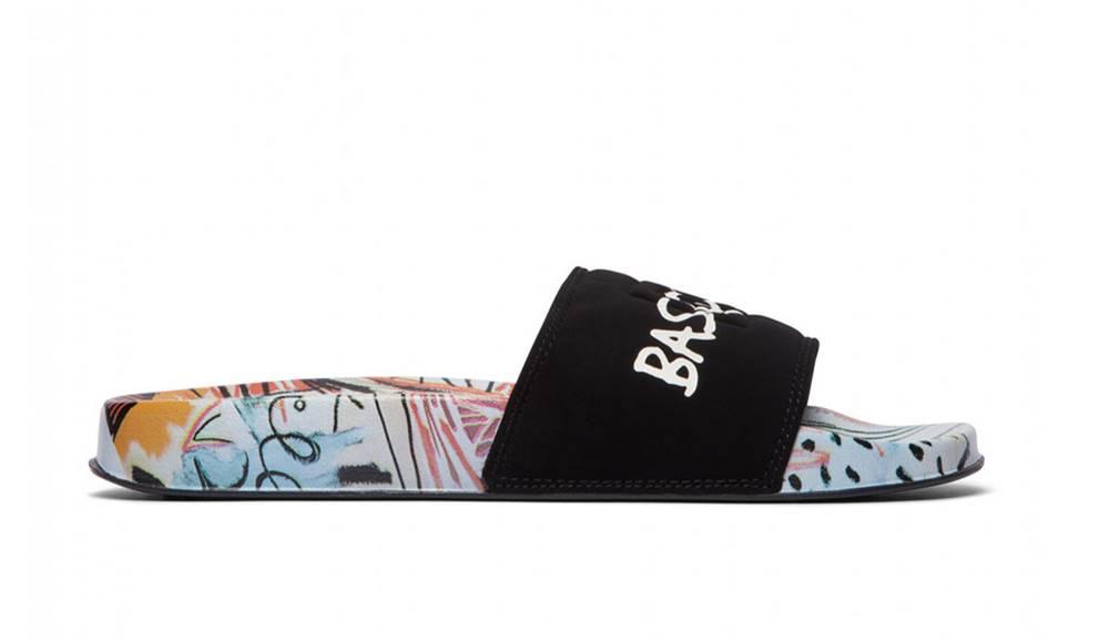 DC Shoes Tenisky DC Shoes Basqiat Slide