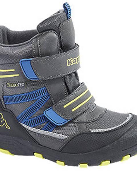 Sivé topánky Kappa