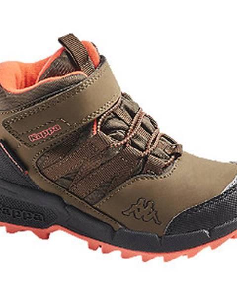 Hnedé topánky Kappa