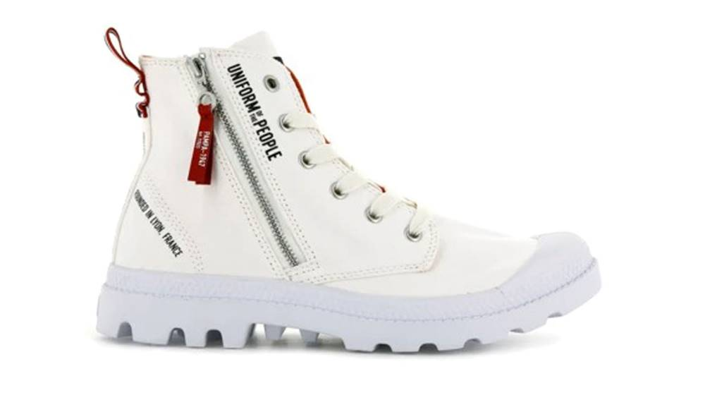 Palladium Topánky  Pampa Hi Outzip Uniform Of The People