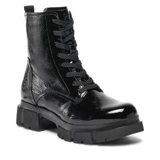 Šnurovacia obuv  415-A0W38-5800-1000 Imitácia kože/-Imitácia kože