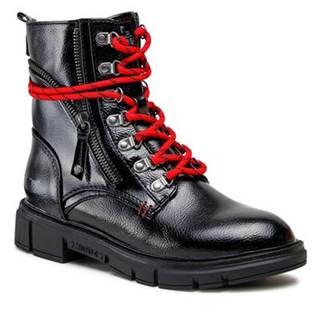 Šnurovacia obuv  1333-505-9 Imitácia kože/-Imitácia kože