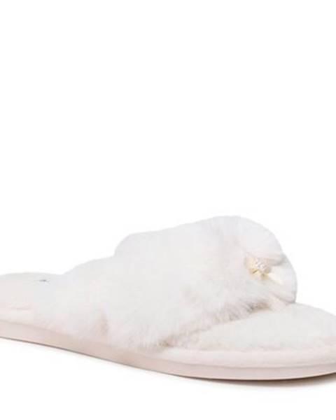 Biele papuče Home&Relax