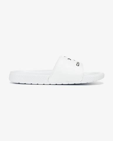 Biele papuče Converse
