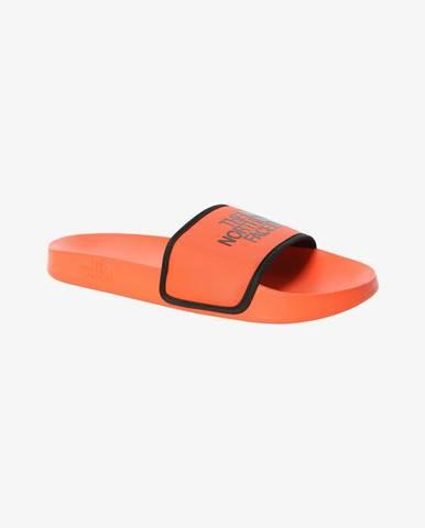 Oranžové papuče The North Face