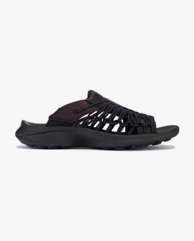 Čierne papuče Keen